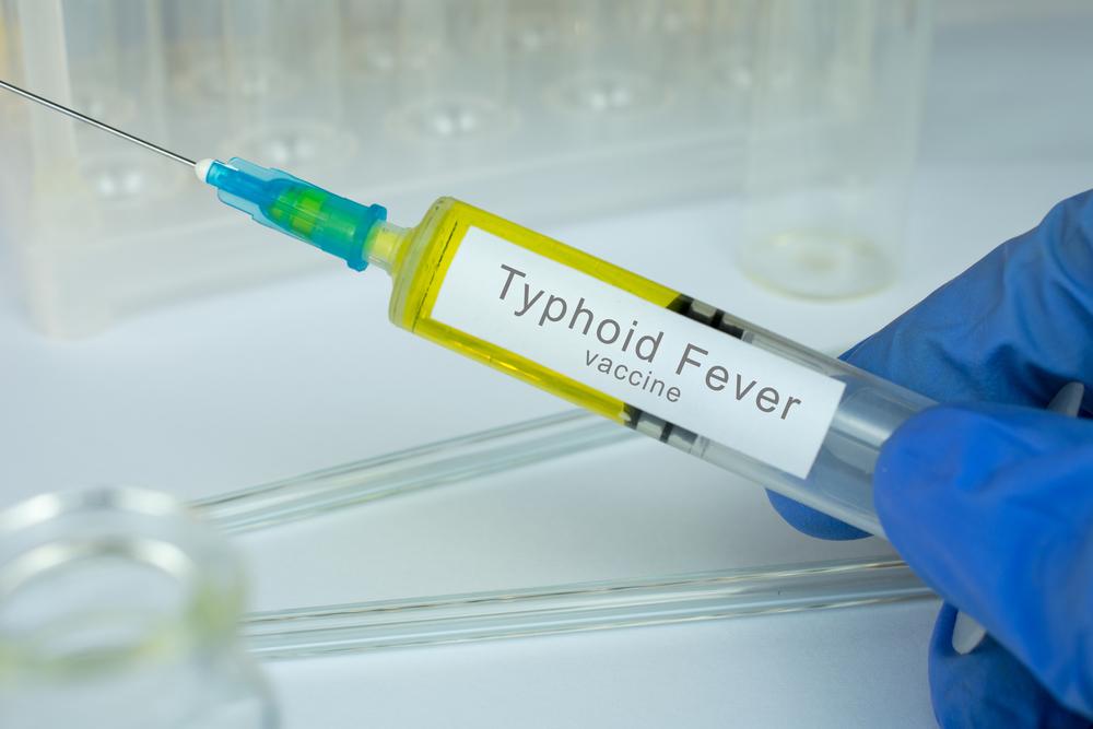 Vaksin Tifoid